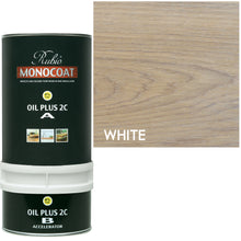 Rubio Monocoat Wood Stain Oil Plus 2C White ECO