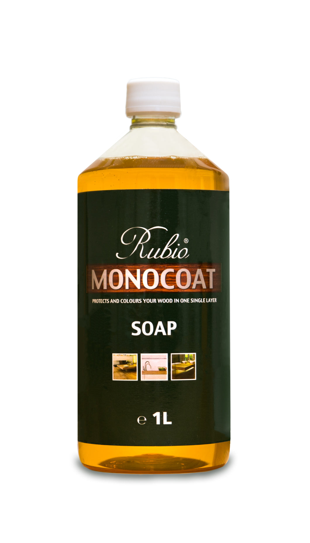 Rubio Monocoat Wood Stain Natural Soap