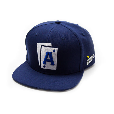 Auckland Aces Snapback Hat