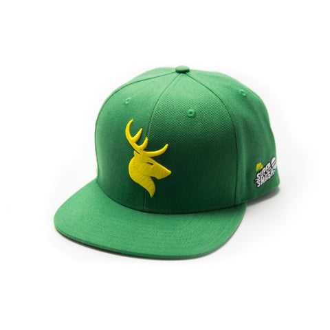 Central Stags Snapback Hat