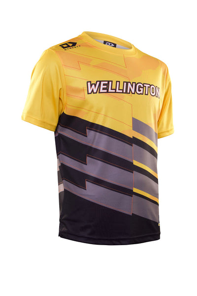 Wellington Firebirds Youth Performance Tee