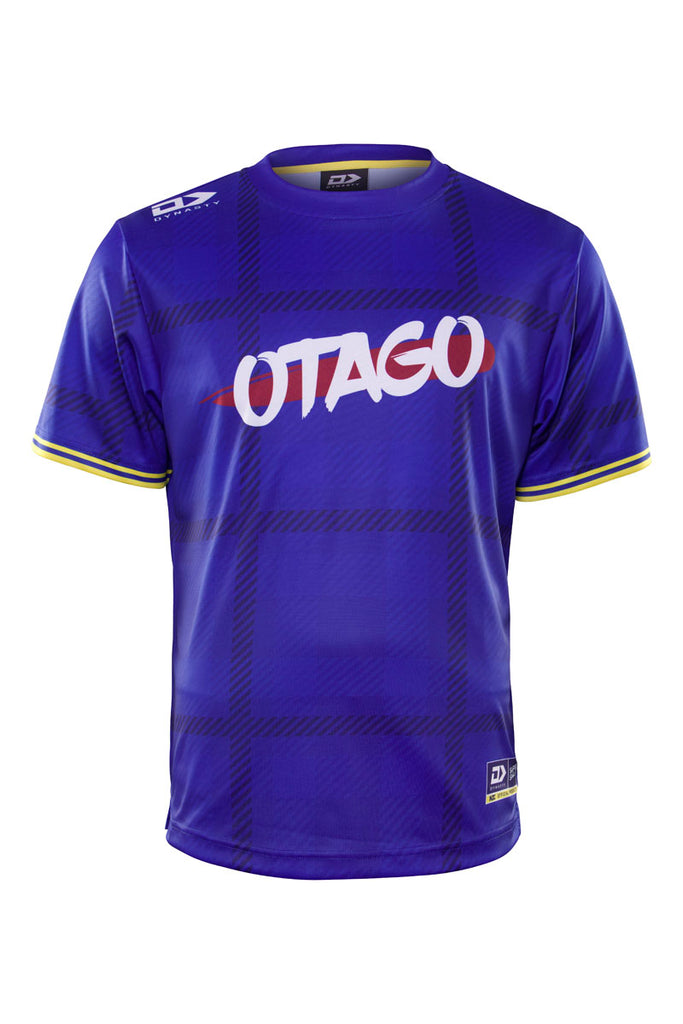 Otago Volts Performance Tee