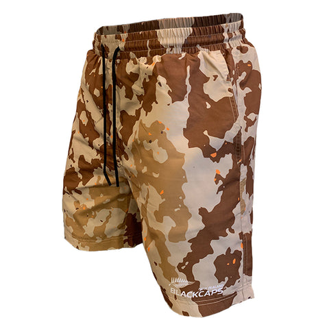 BLACKCAPS Supporters Camo Shorts