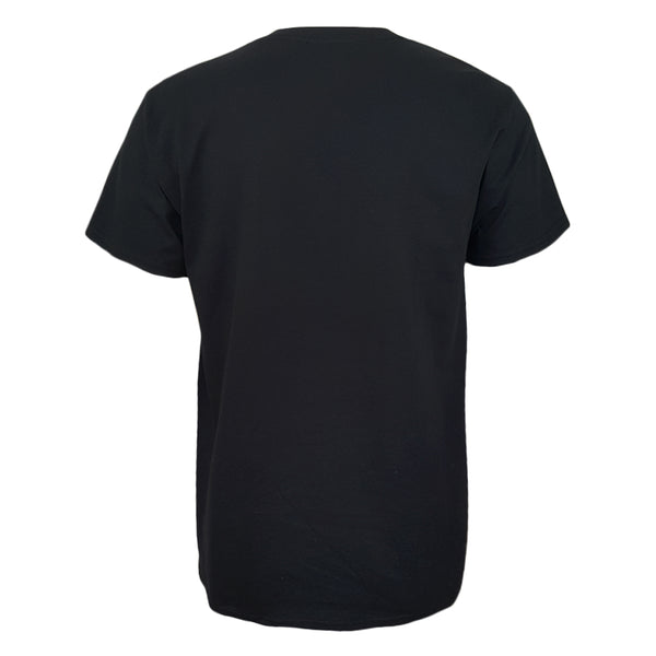 BLACKCAPS Supporters Printed Spin Bowl T-Shirt