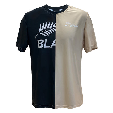 Blackcaps Split Logo T Shirt