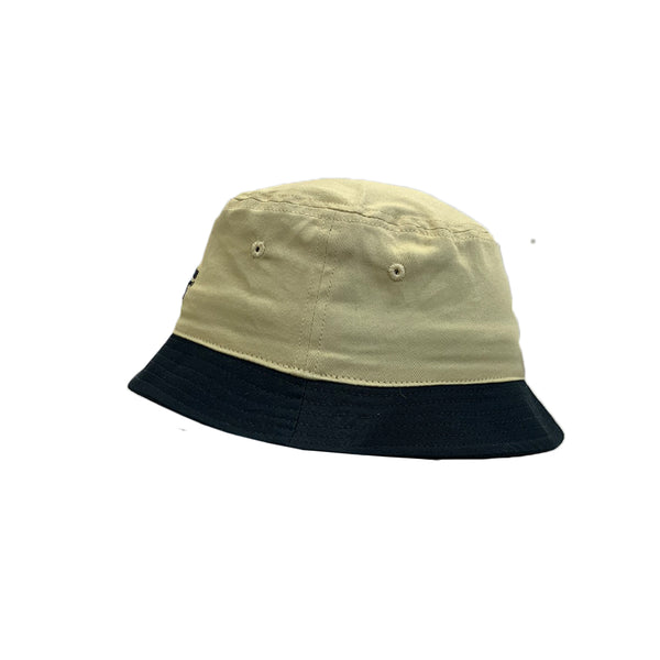 BLACKCAPS  Bucket Hat - Black/Biege