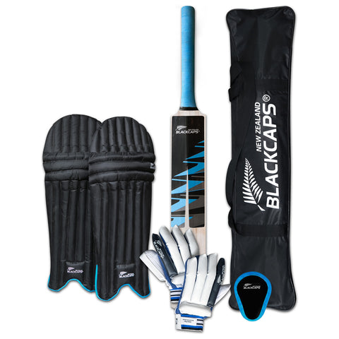 BLACKCAPS Cricket Match Kit