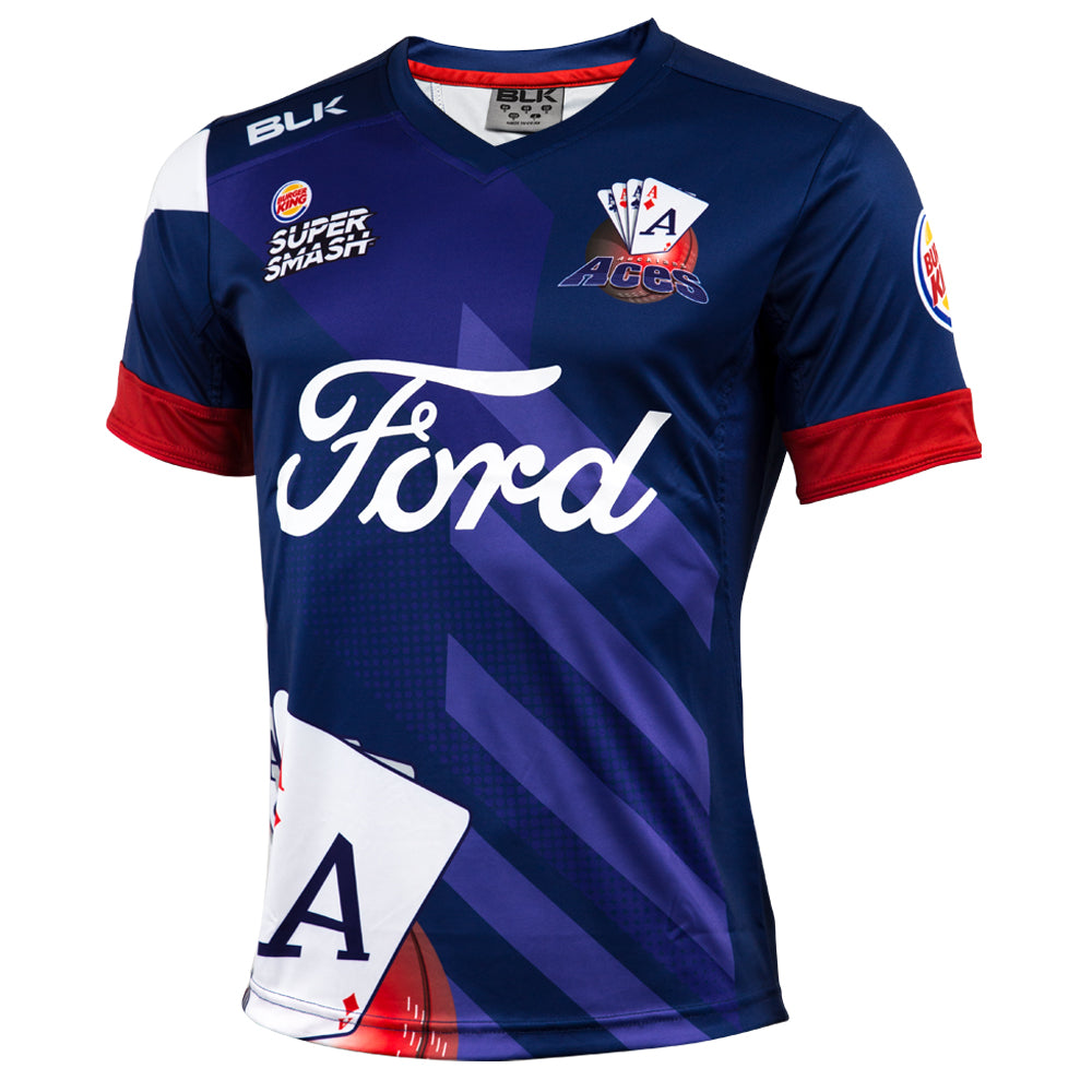 Auckland Aces  Replica Playing Shirt