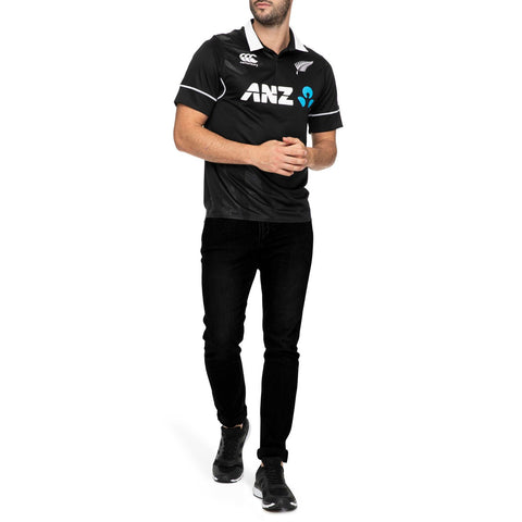 BLACKCAPS Replica Kids ODI Shirt