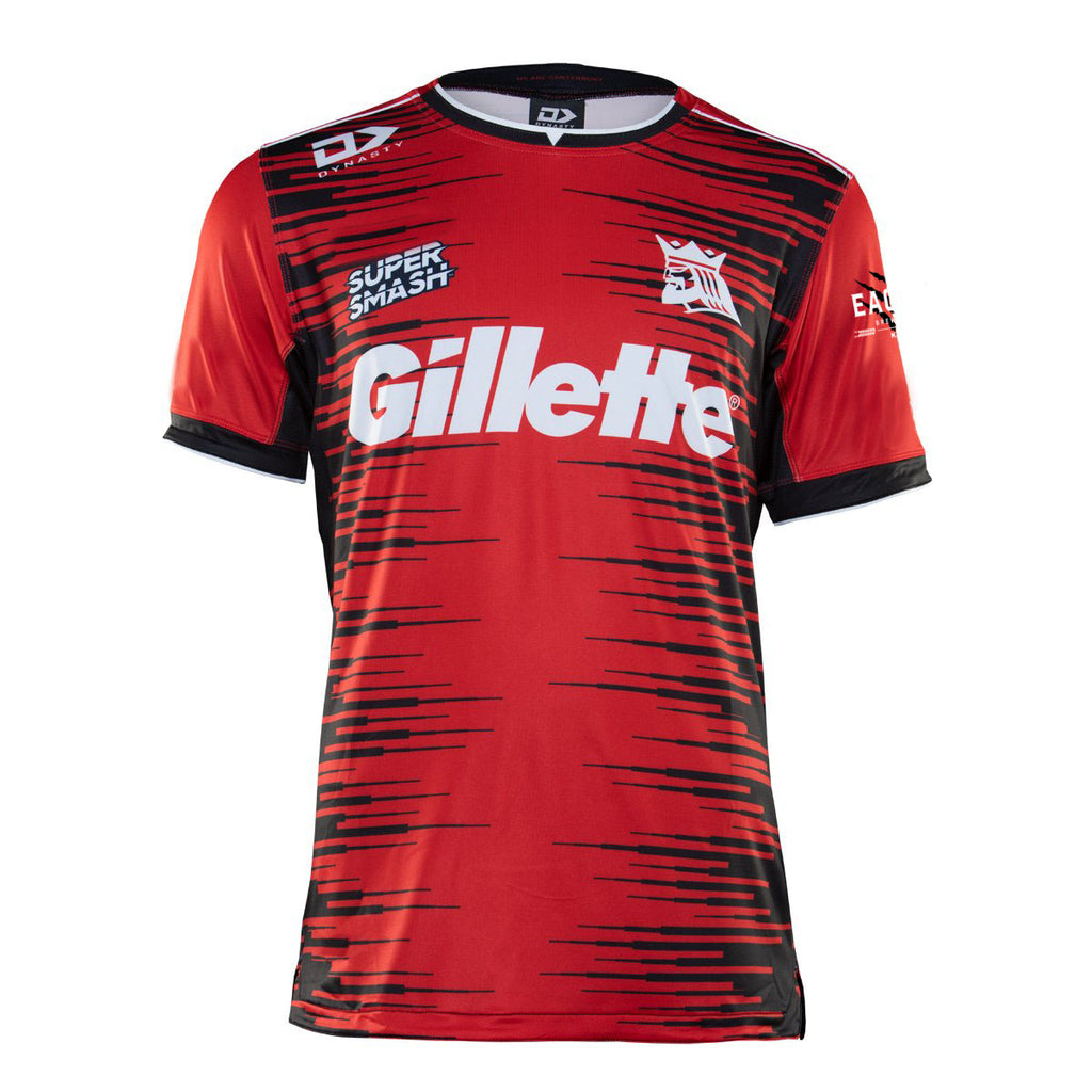 Canterbury Kings Kids Replica Playing Shirt 2021