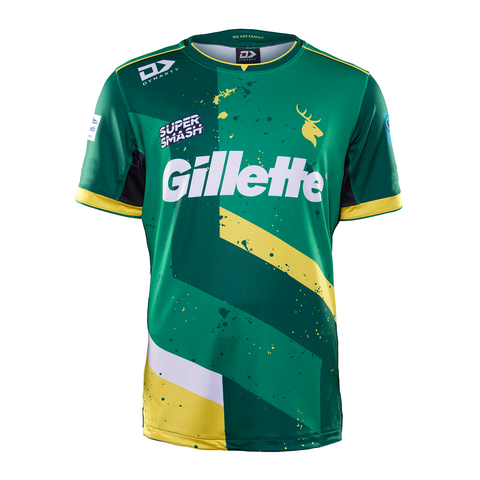 Central Stags Replica Playing Shirt  2021