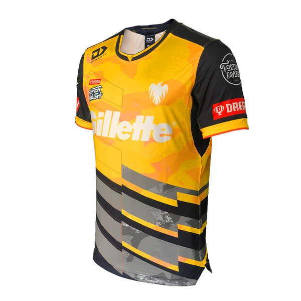 Wellington Firebirds Youth Replica Playing Shirt