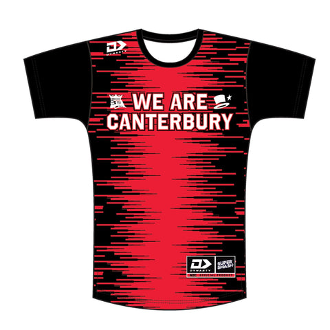 Canterbury Kids Supporters Tee