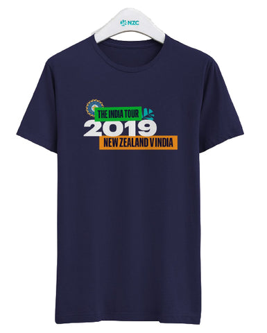NZ Vs India 2019 Tour Tee