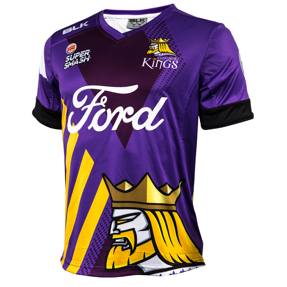 Canterbury Kings 2017/18 Replica Playing Shirt