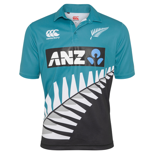 BLACKCAPS Replica Retro Kids Shirt