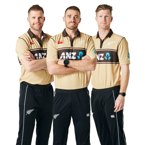 BLACKCAPS Vapodri Retro Kids Shirt