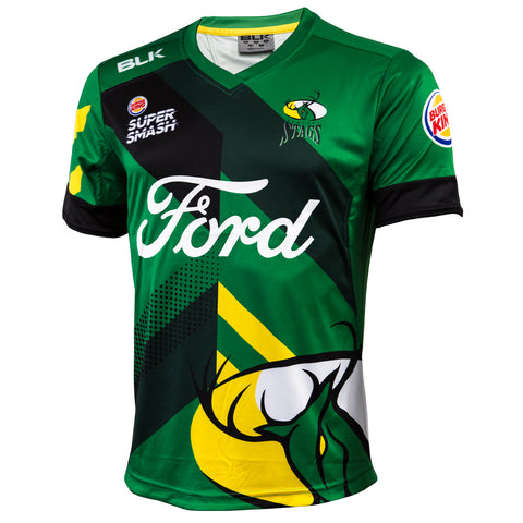 Central Stags 2017/18 Youth Replica Playing Shirt