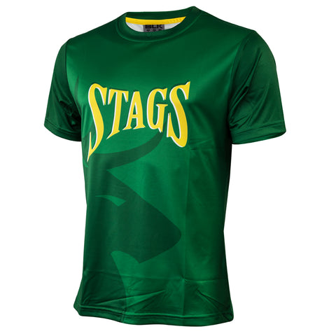 Central Stags Youth Performance Tee