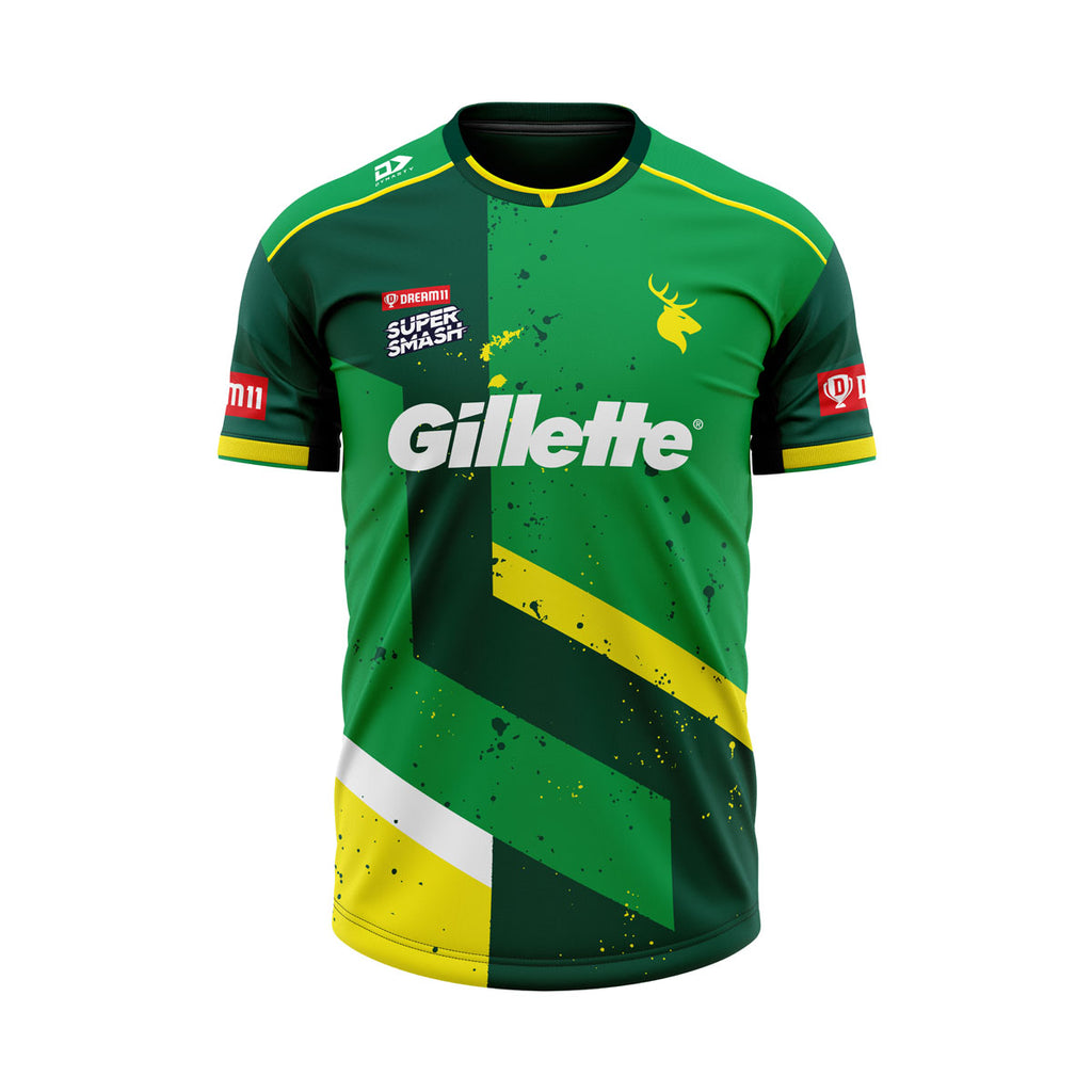 Central Stags Youth Replica Playing Shirt