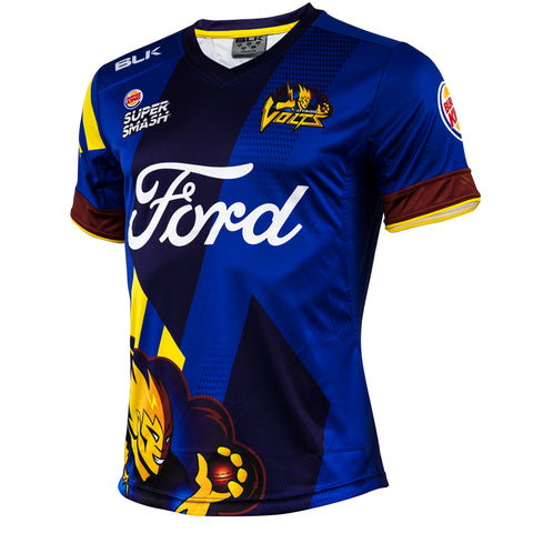 Otago Volts 2017/18 Youth Replica Playing Shirt