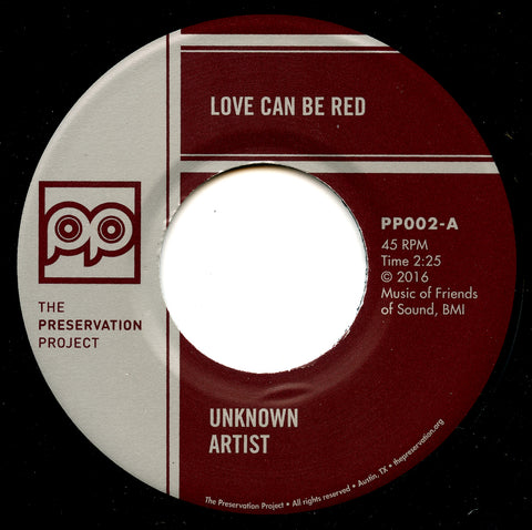 PP002 Wholesale: Love Can Be Red / One Word For it