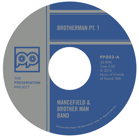 PP003 Wholesale: Brotherman Pt 1 / Brotherman Pt 2