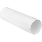 Manrose 61350 Round Pipe 150mm/6in L350