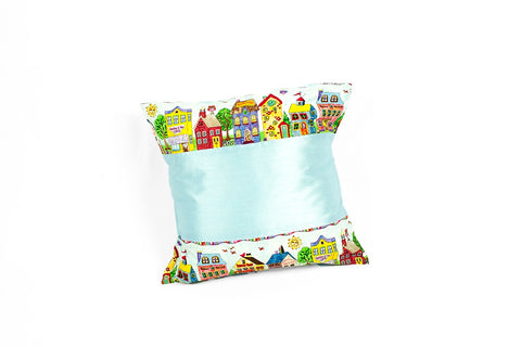 City Life Pillow Set