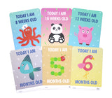 Mimosa Baby Cards. 0-1 year - Mimosa Designs