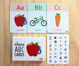 Mimosa ABC Flash Cards - Mimosa Designs