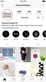 30 Black and White Instagram Highlight Icons - Mimosa Designs