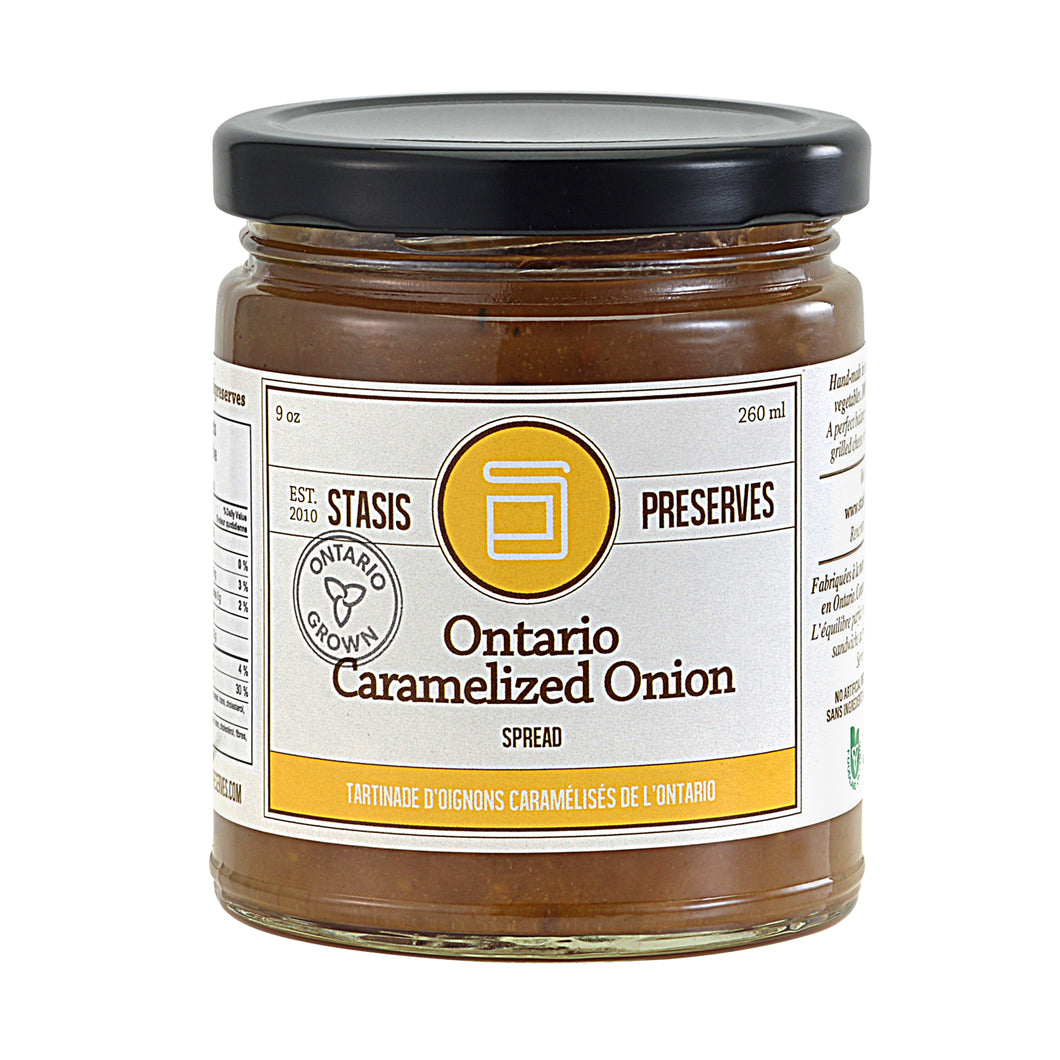 Ontario Caramelized Onion Spread
