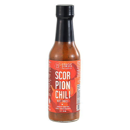 Scorpion Chili Hot Sauce