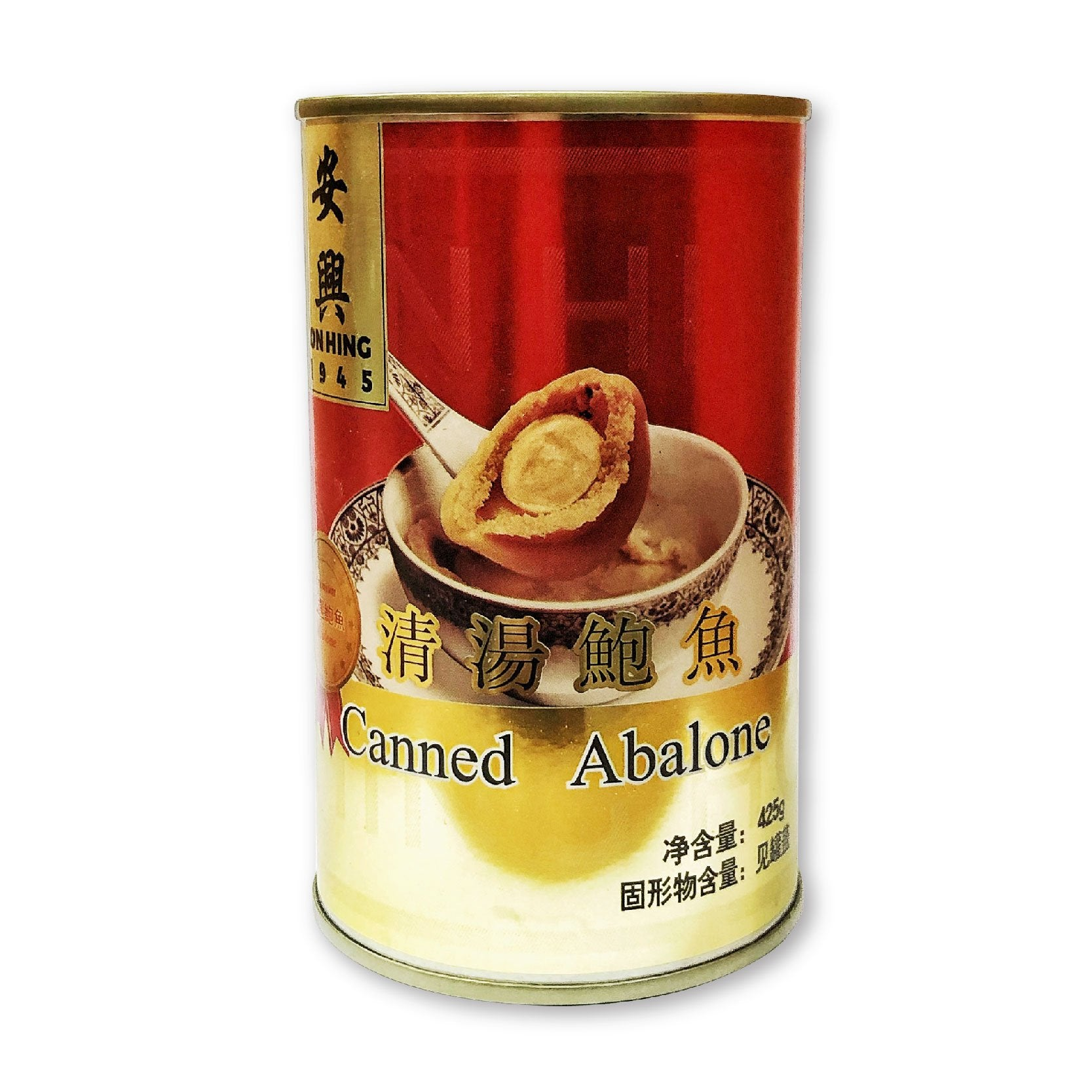 [Free Gift] On Hing Canned Abalone (6 Pieces/80g)
