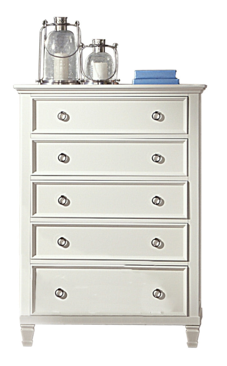 New Classic Tamarack Chest in White