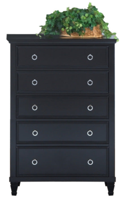 New Classic Tamarack Chest in Black