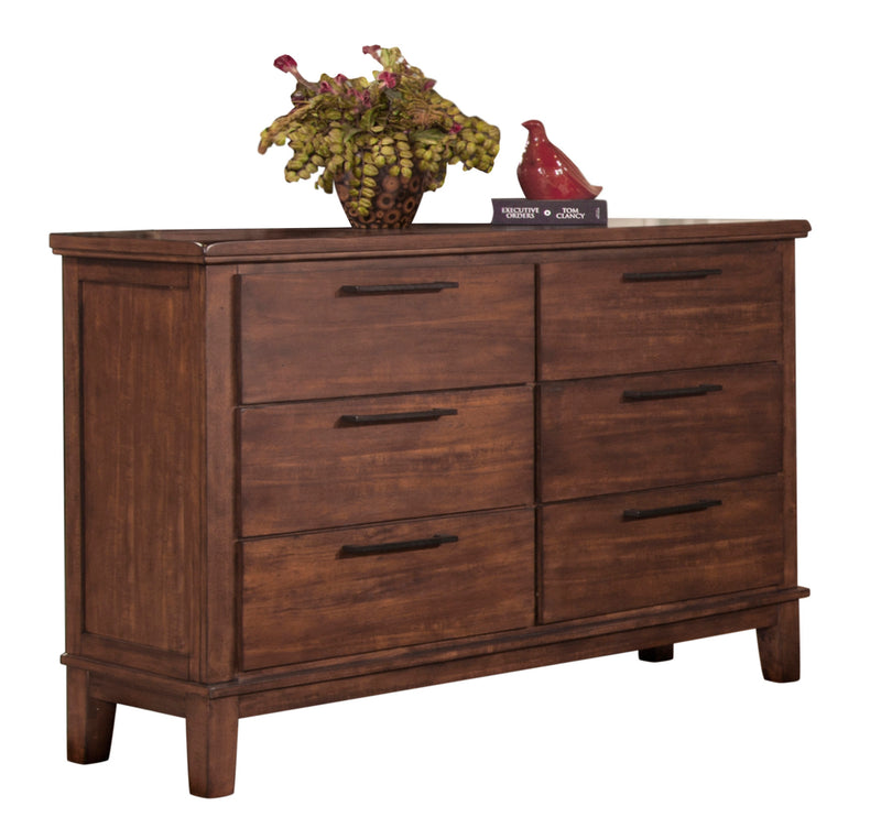 New Classic Cagney Dresser in Chestnut