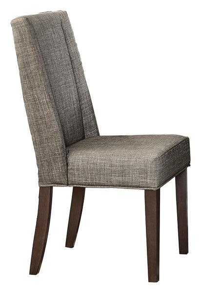 Homelegance Kavanaugh  2 Side Chair in Brownish gray