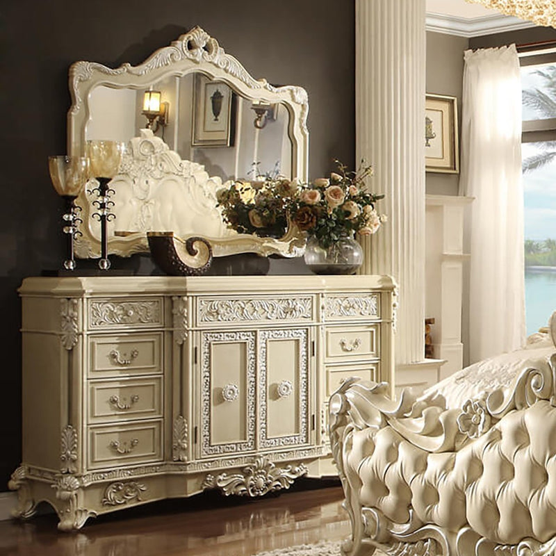 Dresser in Newberry Cream Finish DR5800 European Traditional Victorian
