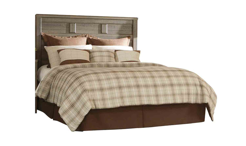 E King/Cal King Panel Headboard Bed
