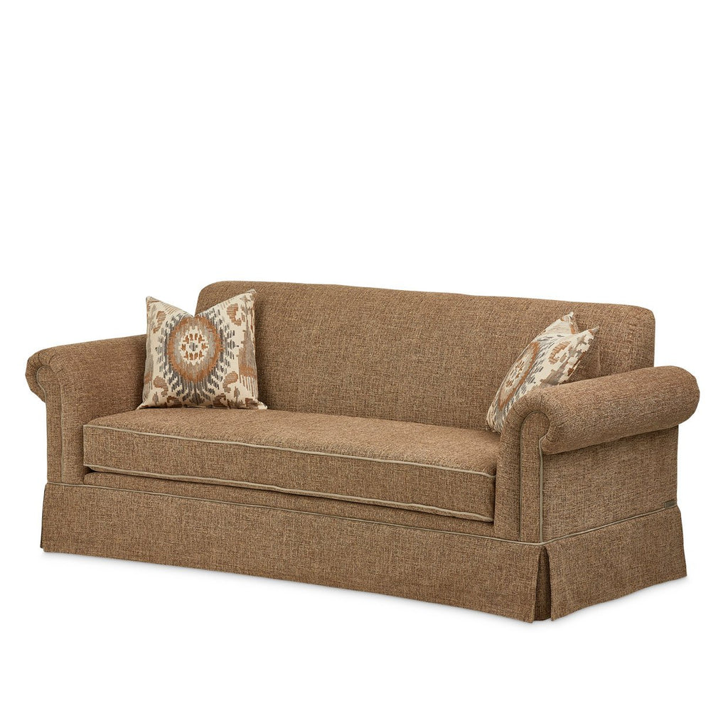 Aico Amini Carrollton Sofa in Sand