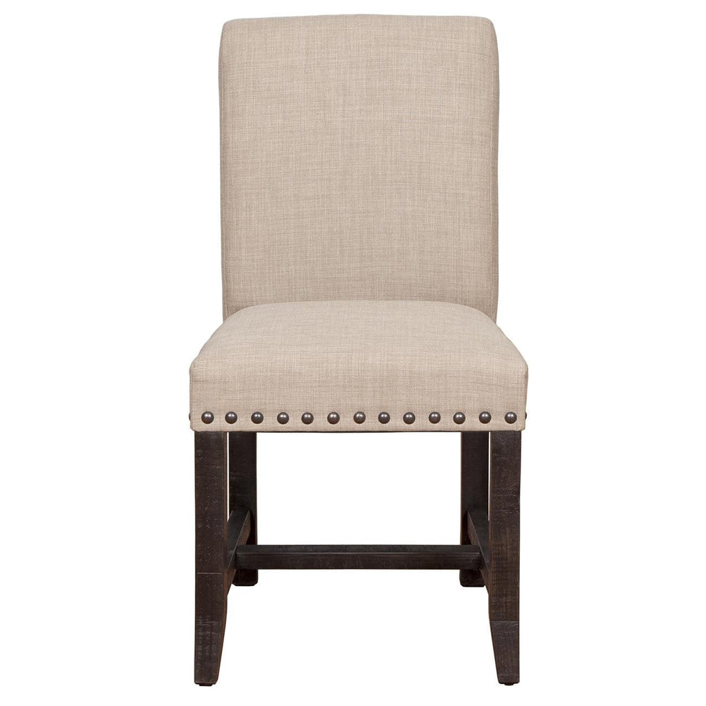 Yorktown Fabric Dining Chair in Cafe by Mfix Furniture