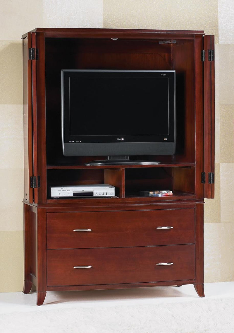 Viven Armoire in Cinnamon by Mfix Furniture