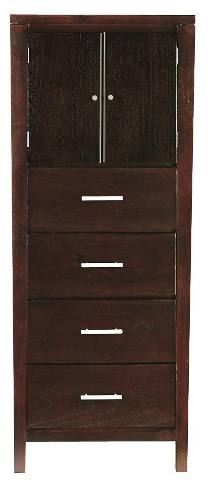 Napier Lingerie Chest in Espresso by Mfix Furniture