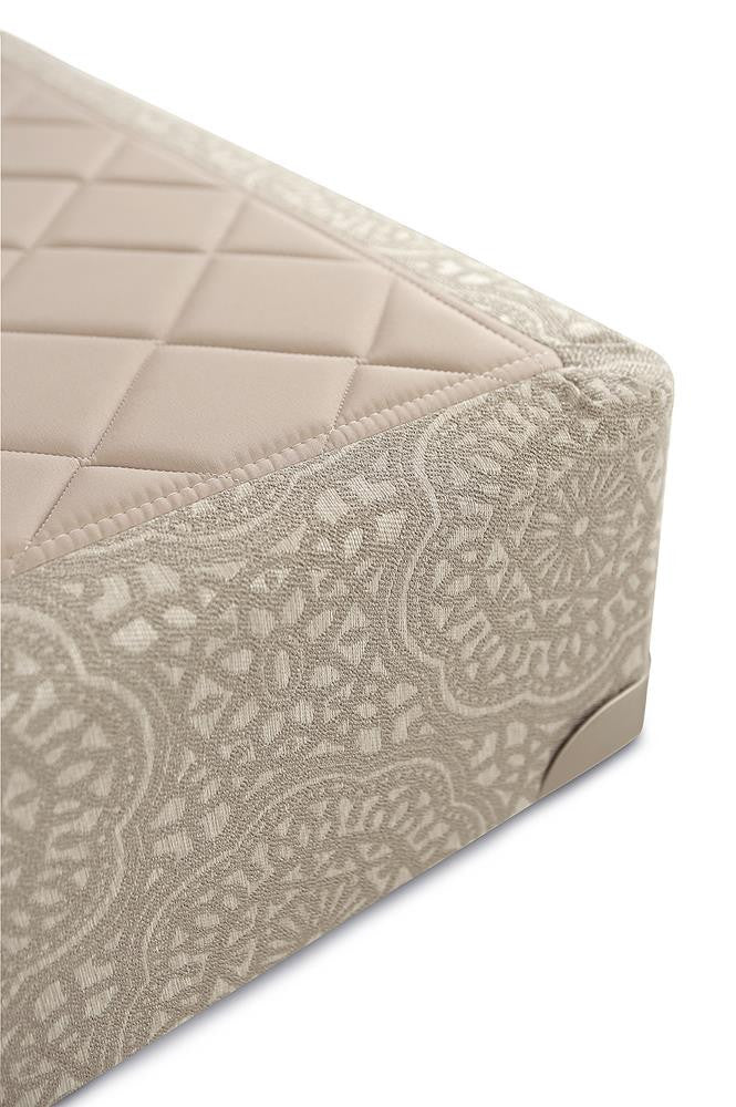 Chattam & Wells E King Hamilton Pillow Top Mattress Set - The Furniture Space.