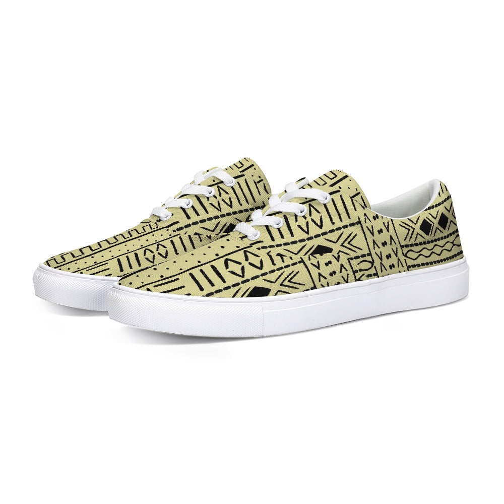BogoLand Lace Up Canvas Shoe