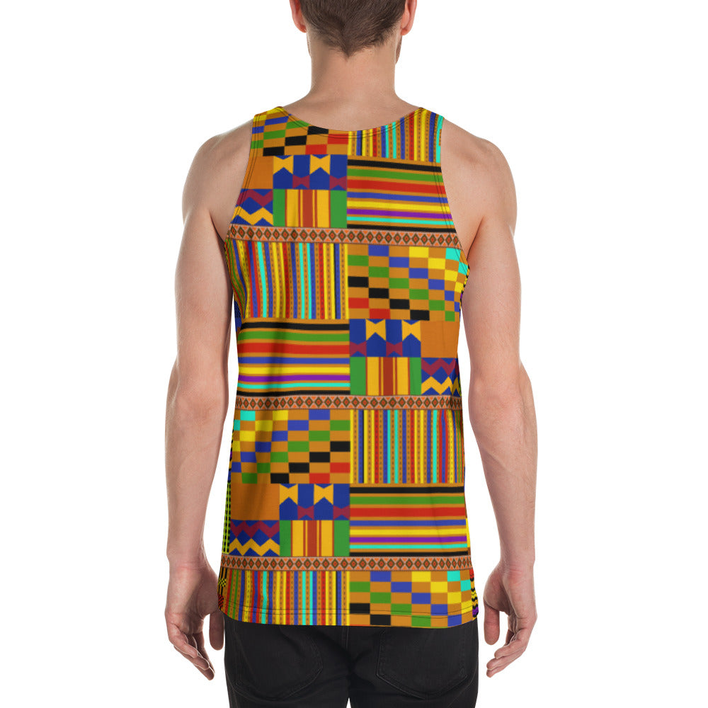 Shavanthe's Custom Printed Unisex Tank Top