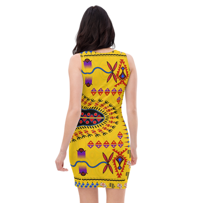Shavanthe's Custom Print Dress