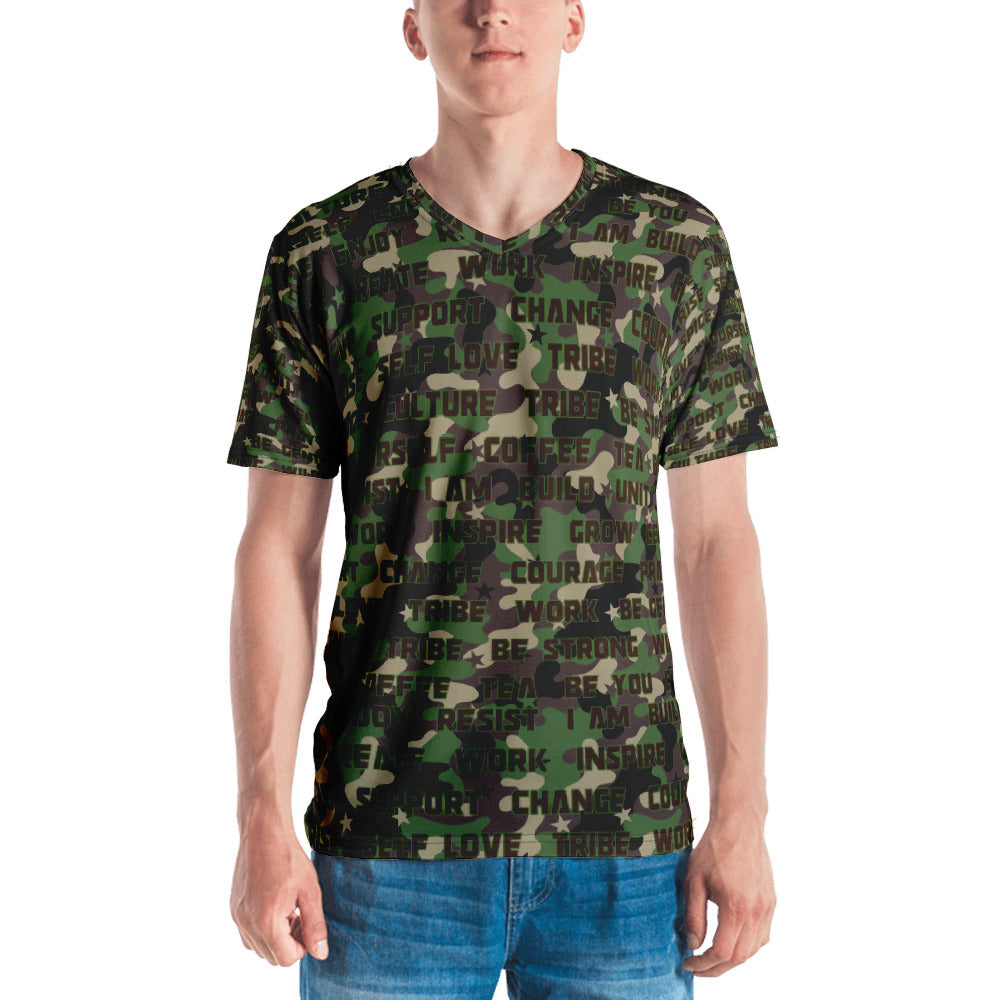 Army Strong Shavanthe's Men's T-shirt